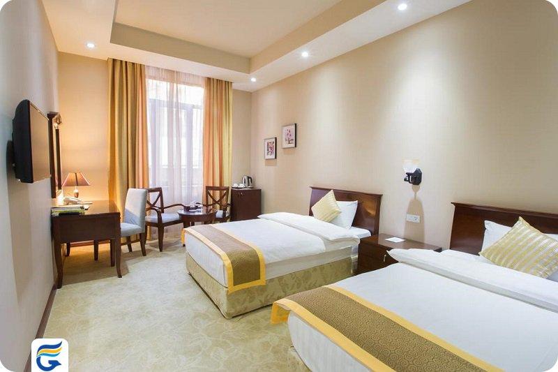 مبلغ هتل در ارمنستان به دلار