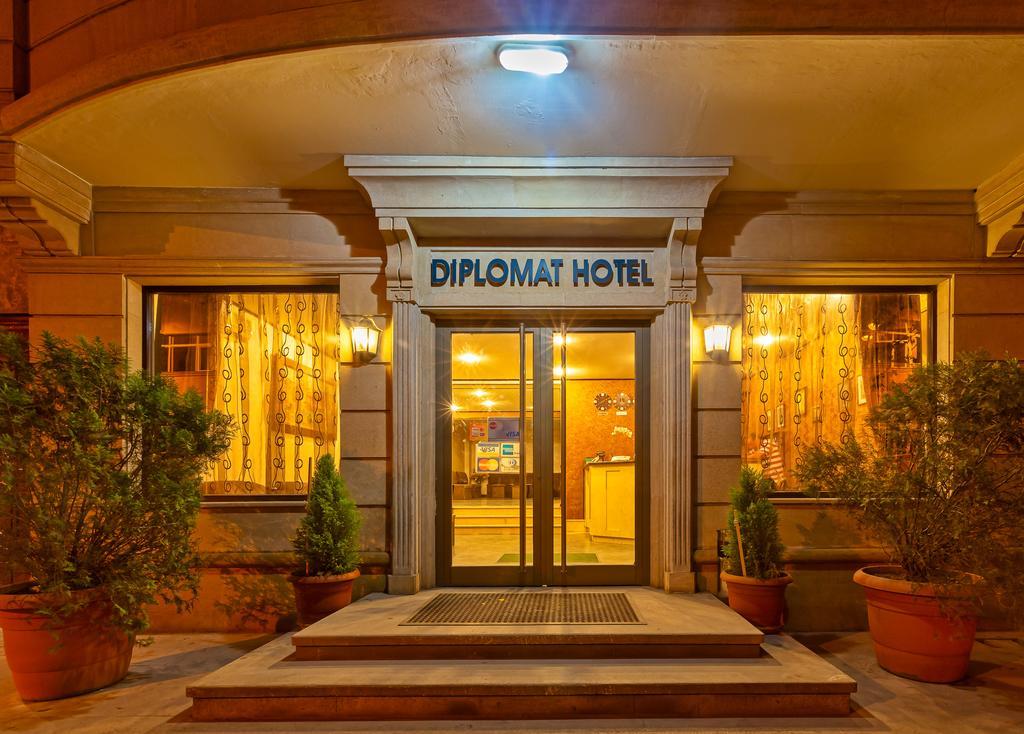 هتل دیپلمات باکو Diplomat Hotel- رزرو هتل در باکو اینترنتی