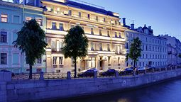 هتل دومینا پرستیژ سنت پترزبورگ روسیه