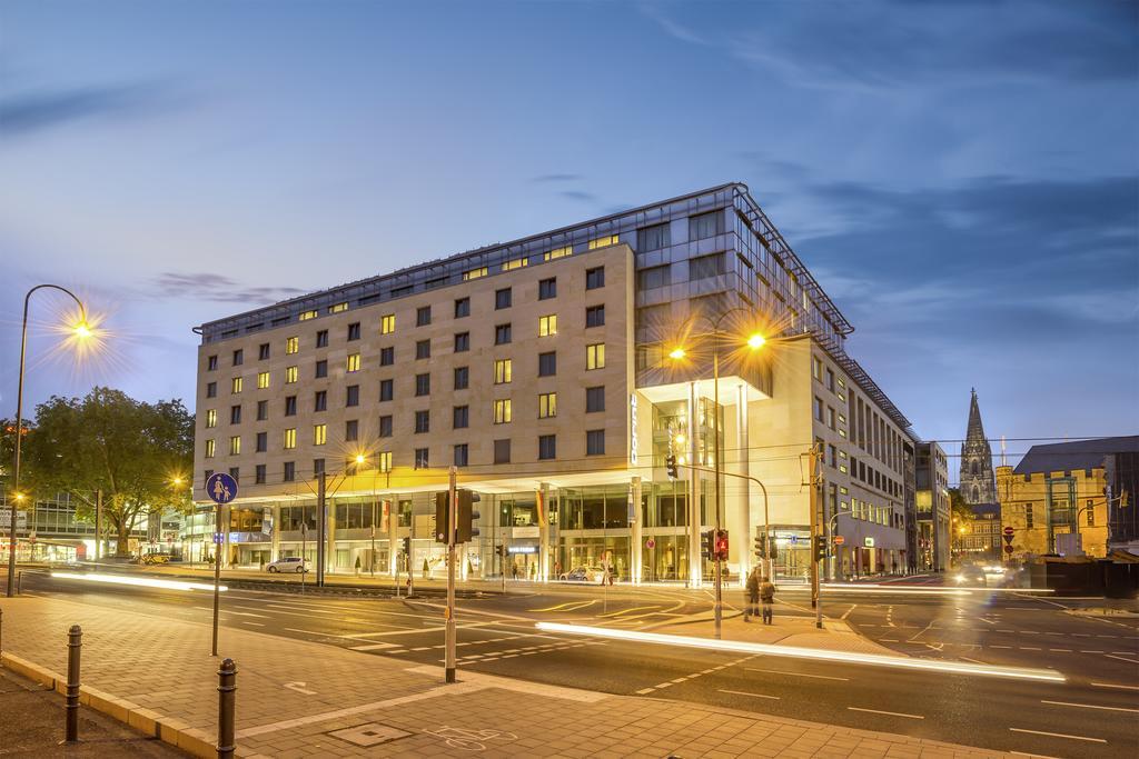 هتل دورینت ام هیومارکت کلن - بهترین هتل های 5 ستاره کلن