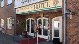 هتل درونینگلاند آلبورگ