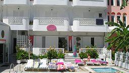 هتل آپارتمان الیت جزیره کس