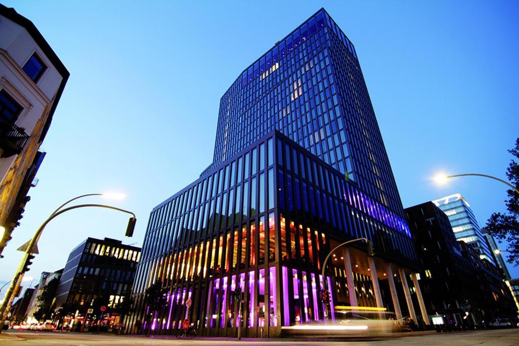 هتل ایمپایر ریورساید هامبورگ - لیسن هتل های 4 ستاره هامبورگ