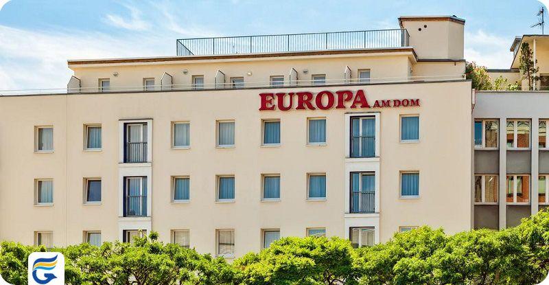 هتل یوروپ ام دم کلن - هتل در مرکز شهر و نزدیک فرودگاه کلن