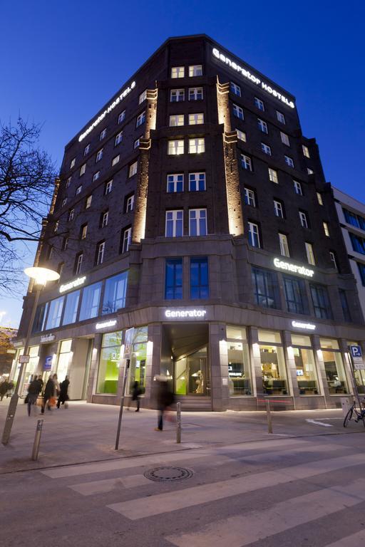 هتل جنیریتور هامبورگ - ارزانترین قیمت رزرو هتل در هامبورگ