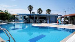 هتل گلدن سان جزیره کس