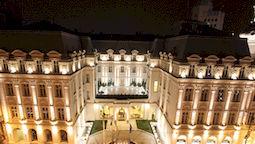 گرند هتل کانتیننتال بخارست