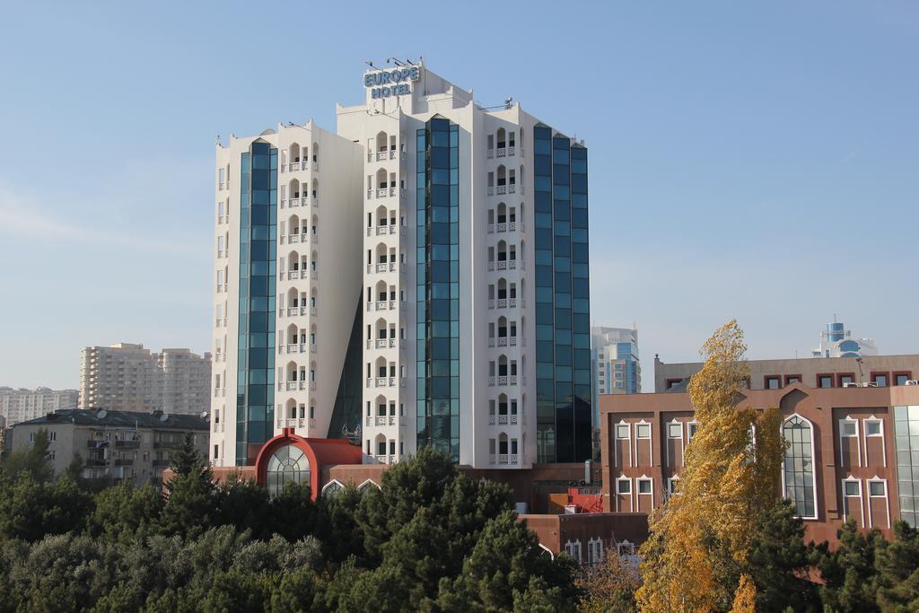 هتل گرند اروپا باکو Grand Hotel Europe- لیست قیمت هتل های باکو