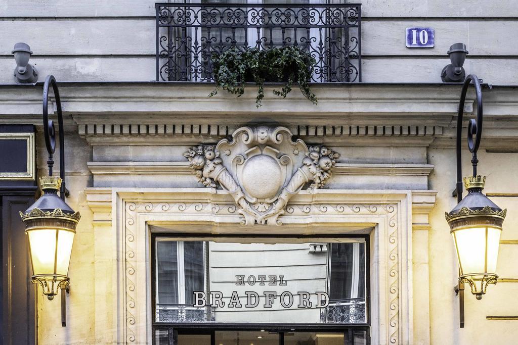 هتل الیزه بردفورد پاریس فرانسه - رزرو رایگان هتل در فرانسه برای سفارت و ویزا