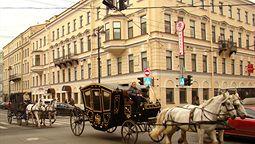 هتل هرزن هاوس سنت پترزبورگ روسیه