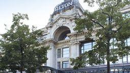 هتل هیلتون آنتورپ
