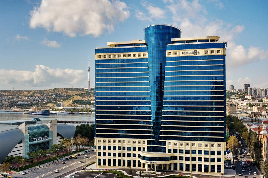 هتل هیلتون باکو Hilton Baku Hotel- رزرو اینترنتی هتل باکو