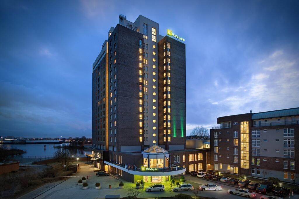 هتل هالیدی آی ان ان هامبورگ - هتل های هامبورگ