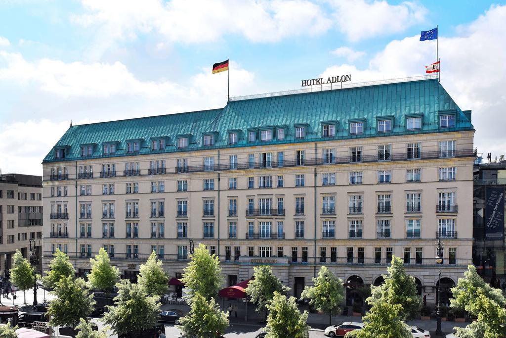 هتل آدلون کمپینسکی برلین - ارزانترین هتل های برلین 5 ستاره