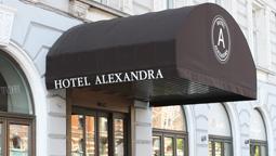 هتل آلکساندرا کپنهاگ