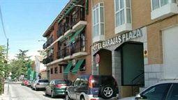 هتل باراخاس پلازا مادرید