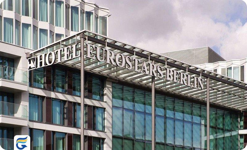هتل یورواستار برلین - قیمت هتل در برلین