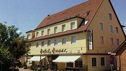 هتل هاسه هانوفر