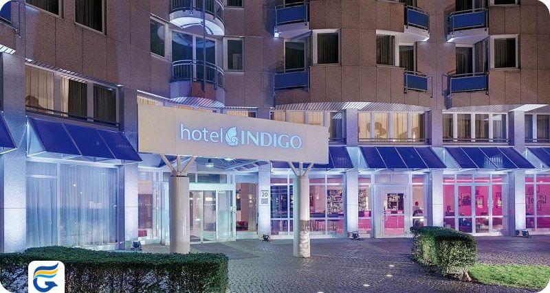 هتل ایندیگو دوسلدورف - لیست قیمت هتل های 4 ستاره دوسلدورف