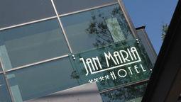 هتل جان ماریا اوستراوا