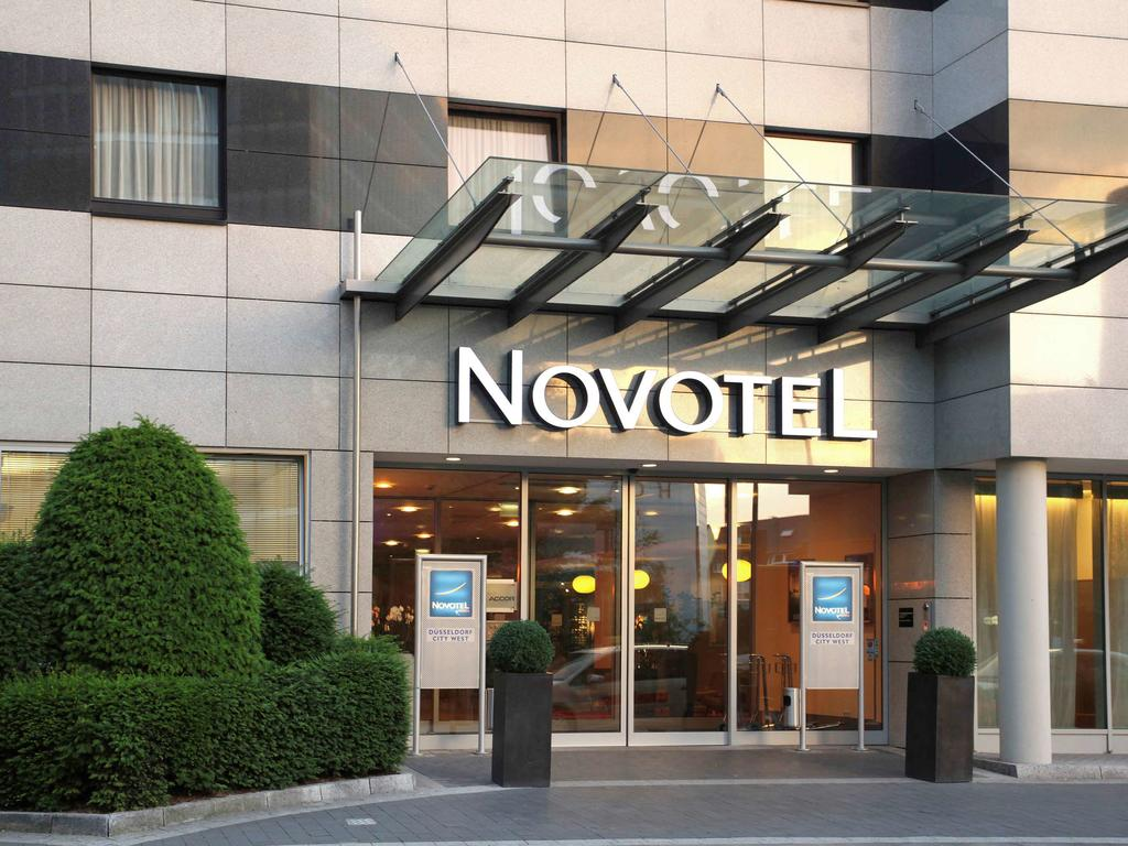 هتل نووتل دسلدورف - بهترین هتل 4 ستاره دوسلدورف