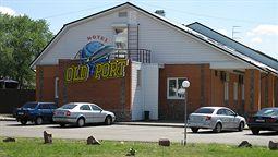هتل اولد پورت کی یف