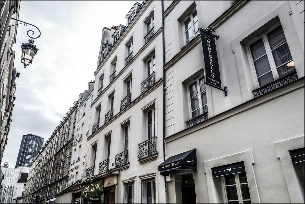 هتل رزیدنس مونتبلو پاریس - نرخ ارزانترین هتل های پاریس
