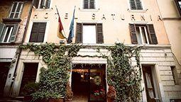 هتل ساتورینا رم