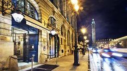 هتل د وندوم پاریس