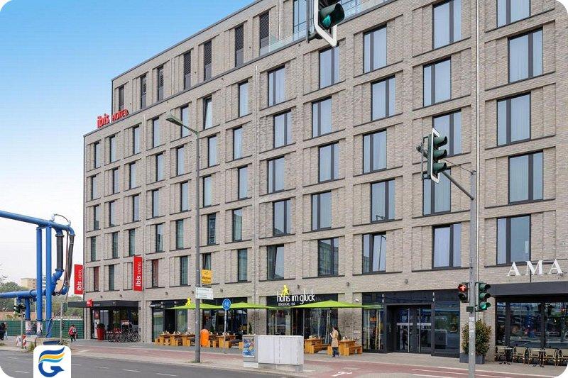 هتل ابیس برلین هاپتبنهاف - ارزانترین هتل های برلین