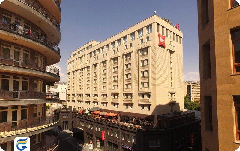 هتل ایبیز ارمنستان