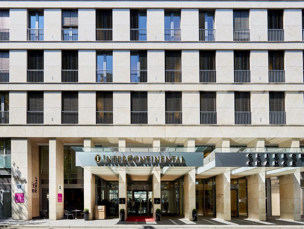 هتل اینترکونتینتال دوسلدورف - تخفیف رزرو ایننترنتی بلیط در دویلدورف