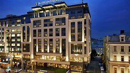 هتل اینترکانتیننتال مسکو