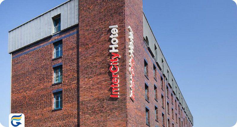 هتل اینترسیتی آلتونا هامبورگ - بهترین هتل های هامبورگ