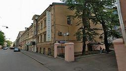 هتل کاشیرسکی مسکو