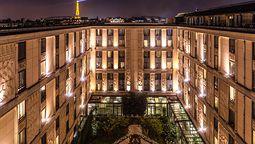قیمت و رزرو هتل در پاریس فرانسه و دریافت واچر