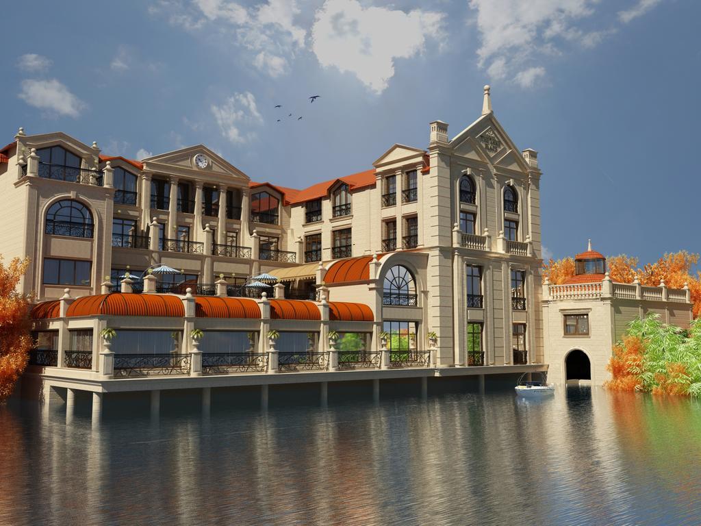 هتل لیک پلس باکو Lake Palace Hotel Baku- هتل 4 ستاره ارزان قیمت در باکو