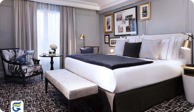 هتل و اسپا د لامانتین پاریس - ارزانترین هتل های 5 ستاره در پاریس