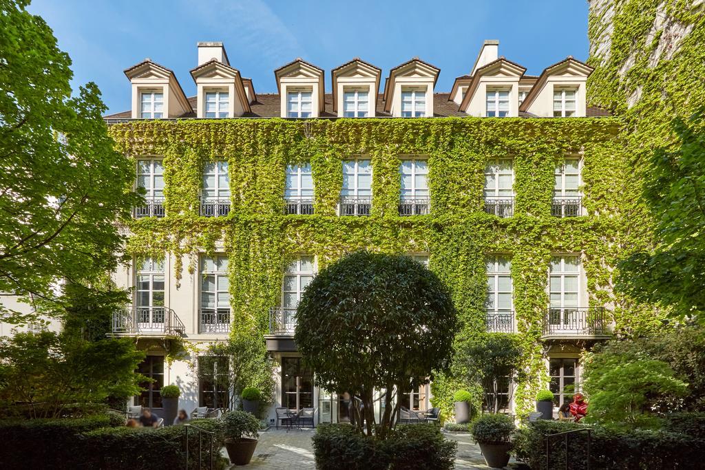 هتل لپاویلون د لا رین اند اسپا فرانسه پاریس - ارزانترین هتل های 5 ستاره در پاریس