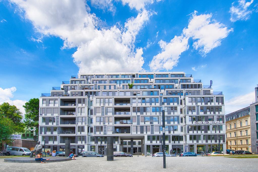 هتل لئوناردو برلین میت - کمترین قیمت هتل های برلین