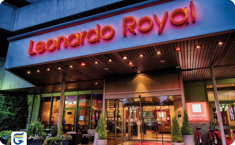 هتل لئوناردو رویال فرانکفورت - خرید اینترنتی پروازهای فرانکفورت