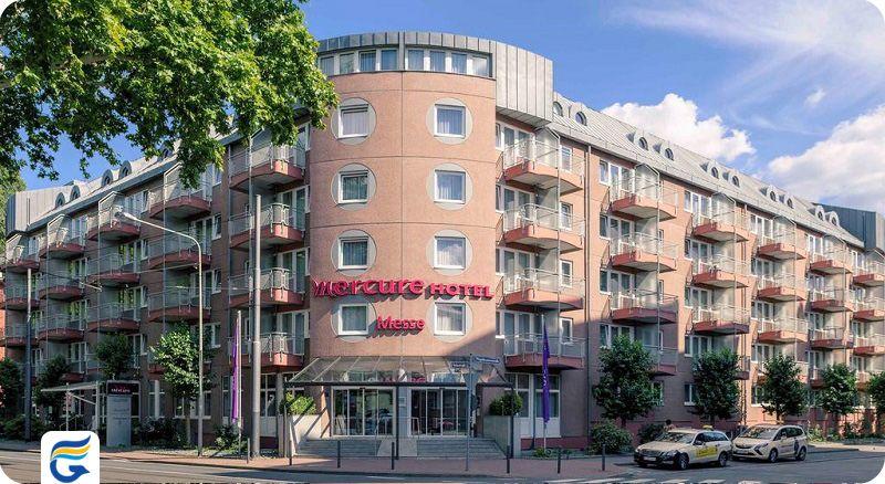 هتل مرکیور رزیدنس فرانکفورت مسسه - هزینه اقامت در فرانکفورت برای هر شب