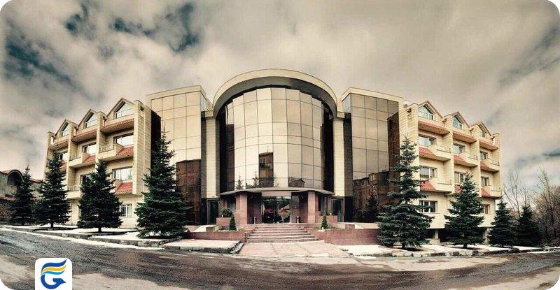 هزینه تخت اضافه هتل های ارمنستان