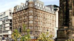 هتل اولد واورلی ادینبورگ