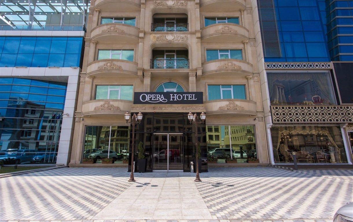 هتل اپرا باکو Opera Hotel- اجاره سوئیت در باکو