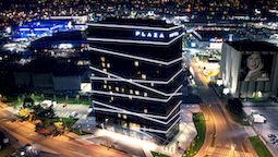 هتل پلازا لیوبلیانا