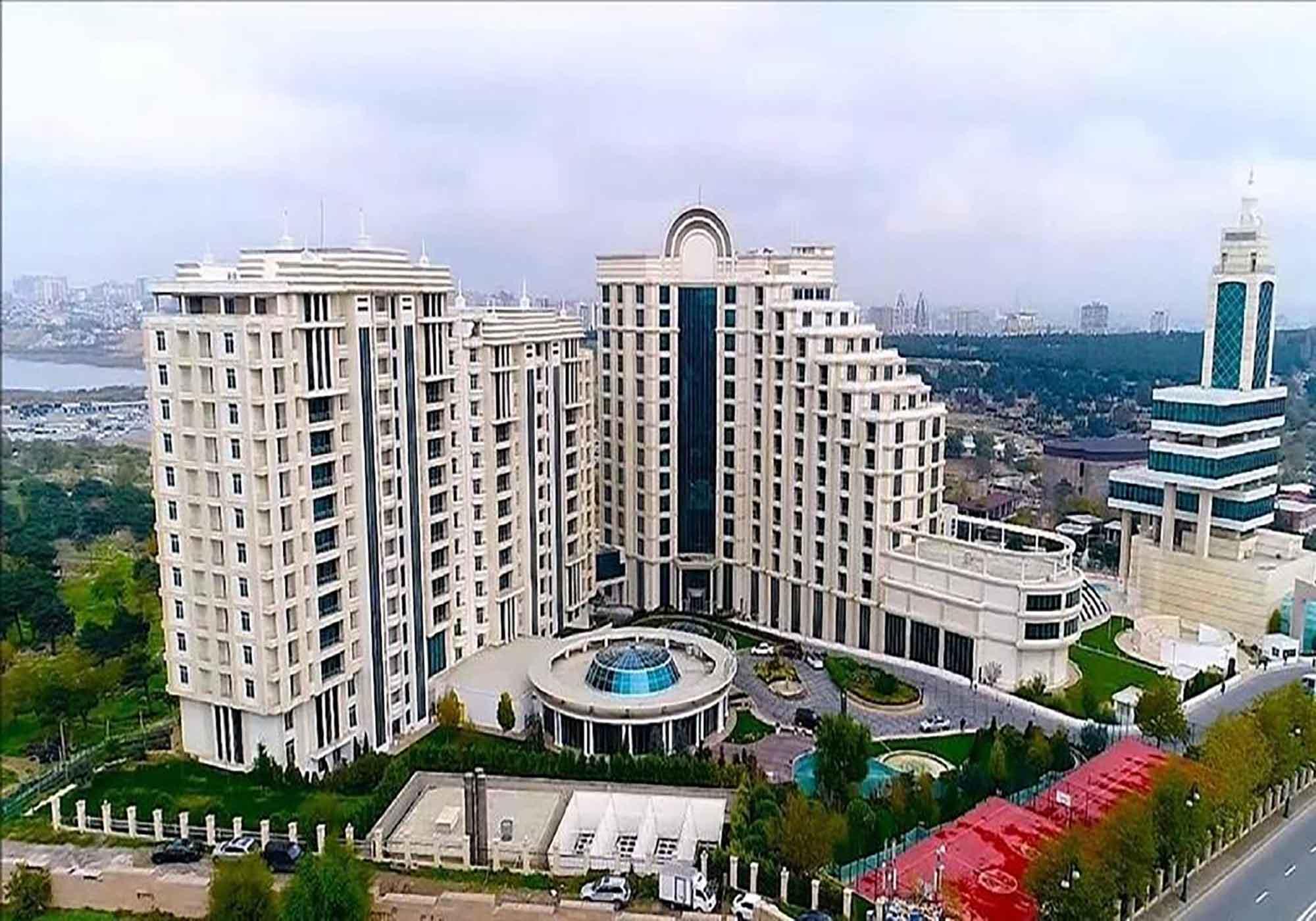 هتل پولمن باکو و ریزورت Pullman Baku Hotel & Resorts- لیست هتل های باکو به ترتیب قیمت