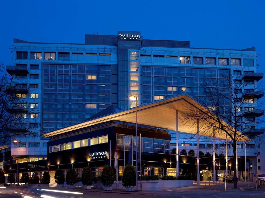 هتل پولمن کلن آلمان - گارانتی هتل های کلن آلمان