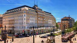 هتل کارلتون براتیسلاوا