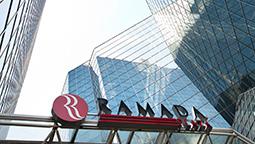 هتل رامادا پلازا آنتورپ